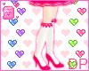 [DP] Stiletto+stocking