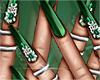 P💚 Emerald Nails