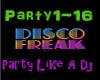 Party DJ- DiscoFreaks