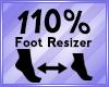 Foot Scaler 110%