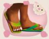 [LW]Boy Flip Flops MESH
