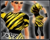 Shazzam!~Dress [yellow]