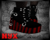 (Nyx) Cryptic Booties V4