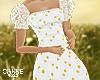 Daisy mini dress skirt