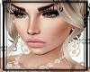 Bride Earrings Golden
