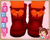✿ Kids Fox Boots *