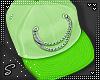 !!S Snapback Green 2