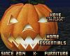  < Halloween! Pumpkin!