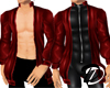 Layerable Jacket (red)