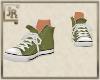 *JR Sneakers Green