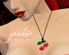 *jenkie*CherryNecklace