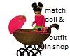 kids 40% doll stroller