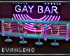 .SASSY GAY BAR.