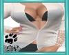 CW Black/White Pant Suit