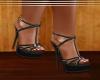 ysl type2 blk Sandal