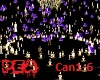 Candle Particle DJ LIGHT