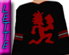 ICP Hockey Jersey Rd/Blk