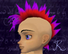 Mohawk Red Pink F