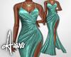 Evening Gown ~ Green 3