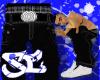 [SC] Black jeans