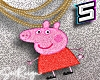! Kids Peppa Pig chain