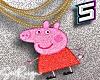! Kids Peppa Pig chain