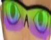 neon lunette