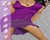 DB Cecilia Dress Plum