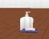 soap and hand cream