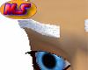 MS White Eyebrows