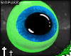 S; Septiceye Sam