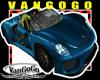 VG Sexy BLUE car POSES
