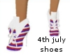 4th july shoes