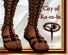 Koroban Sandals V.1