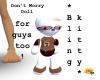 *BlingKittyBoy* DwDoll