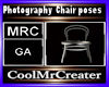 Photography Chair poses