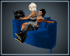 Blue Passion Couch