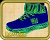(M) Wild Love Kicks