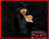 KyD Black Aileen Hair