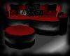 Black Orient Sofa