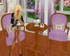 Coffee Chairs Lilac Anim