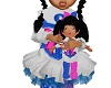 Kids Anchor Fit doll blk
