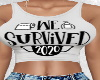 WE SURVIVED 2020