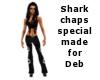 shark chaps for Deb