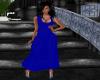 -1m- Anouk blue dress