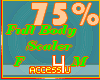 ! 75% F/M Body Scaler