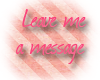 [RC] LeaveMeAmessage $