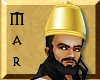 ~Mar Helm Sumerian Gold