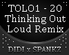 Thinking Out Loud Remix