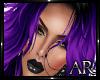 AR* Hair Lilac & Black